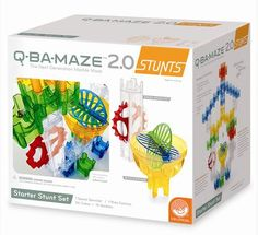 Q-ba Maze 2.0 Starter Stunt Set - Learning Express of Essex & Bergen County, NJ