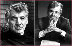 Early in his career, Sondheim worked with Leonard Bernstein.  Can you imagine two such geniuses working together?