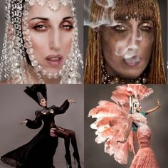 Os presento a Alvaro Villarubia, fotógrafo trangresor y fashionista.