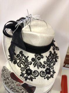 BY JANITA MCCLOY #millinery #hats #HatAcademy
