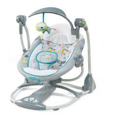 Balancelle bébé 2 en 1, Ingenuity