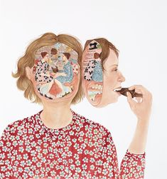 Illustrations by Amy Cutler | #illustration #drawing