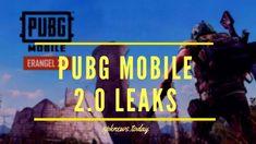 PUBG Mobile Leaks for Erangle 2.0 via China Beta Version