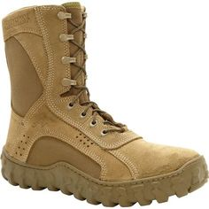 963ed64d6d3 Rocky S2V Tactical Military Boot · Duty BootsCombat BootsBrown ...
