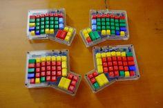 ergonomically split mechanical keyboards custom build