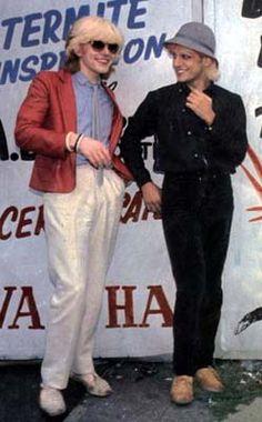 David Sylvian and Mick Karn, 1979