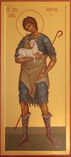 Αβελ υιος του Αδαμ & της Ευας   _ (Ειδικός υπολογισμός. Εορτάζει την Κυριακή μεταξύ 18 και 24 Δεκεμβρίου εκάστου έτους.