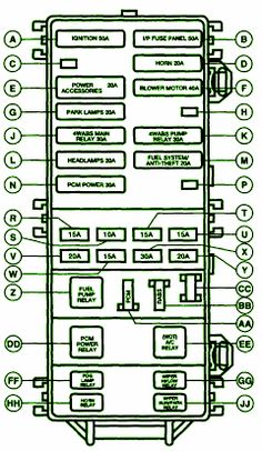 ford fuse box diagram welcome to my site ford fuse box. Black Bedroom Furniture Sets. Home Design Ideas