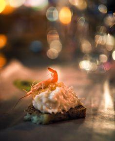 Restaurant Wild tarjoaa taatusti ikimuistoisen illalliselämyksen! Itämeri -illallisella lautasella oli mm. meduusaa, siloneulaa ja liejutaskurapuja. HUH!