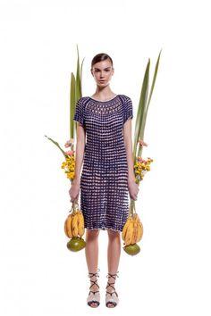 Helen Rodel #Crochet #Fashion Spring Summer 2015