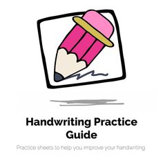 If you want to improve your handwriting then this guide is for you! ⠀ ⠀ Use the practice sheets and set a daily practice routine in order to see your handwriting improve and become better and better. The more you practise the better your handwriting will get. A beautiful handwriting style is always noticed - in your bullet journal, cards, notes letters and so on.⠀ ⠀ This downloadable digital guide is divided into PDF files, so that you can easily identify which pages you'd like to print. And…