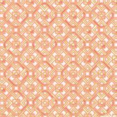 Grand Majolica - Glazed Trellis - Blush Pink/Gold