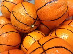 basketball centerpieces - Google Search