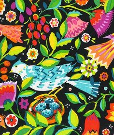 print & pattern: FABRICS - sarah campbell