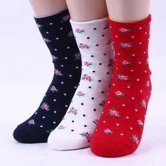 ROSARIUM 6pairs(6COLOR)=1pack woman women s girl big kid s INTYPE socks[AUFGTC]