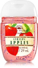 Fresh Picked Apples PocketBac Sanitizing Hand Gel - Soap/Sanitizer - Bath & Body Works