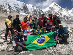 #manoelmorgado #ospreybrasil Mount Everest, Mountains, Nature, Travel, South America, Continents, Naturaleza, Viajes, Destinations