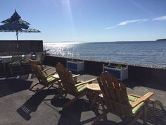 ABSOLUTELY OCEANFRONT!. True, Breathtaking  Waterfront (low bank) 3 steps, no road to cross to get to the beach) open-plan family cottage available for limi...