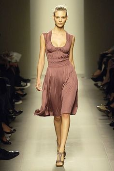 Bottega Veneta Spring 2007 Ready-to-Wear Fashion Show - Fabiana Semprebom
