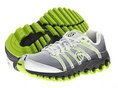 5ac484920b7 Tênis K-Swiss Men s Tubes™ Run 100 Black Fade Bright Green  Tenis
