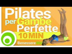 Try this Pilates workout to get perfect legs fast at home. Do these exercises at least 4 times a week to get slim, toned legs. This Pilates class is suitable. Pilates Training, Pilates Workout, Pop Pilates, Pilates Yoga, Pilates Reformer, Pilates Videos, Yoga Videos, Workout Videos, Beginner Pilates