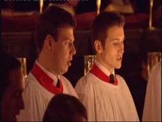▶ #17 O Come, all ye faithful arr. David Willcocks King's College Cambridge 2009 - YouTube