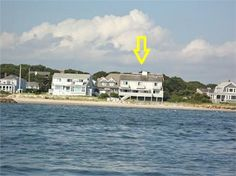 Yarmouth Vacation Rental home in Cape Cod MA 02673, right on ocean/private beach | ID 7408
