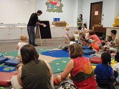Durham Main Library and Storytime #durham
