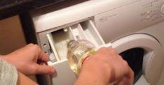 Έριξε αυτό το απλό υλικό στο πλυντήριο ρούχων και έγινε κάτι τρομερό – Θα το κάνετε αμέσως