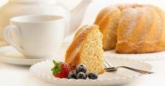 Recette de Gâteau à la vanille sans matière grasse par Aurore. Facile et rapide à réaliser, goûteuse et diététique.