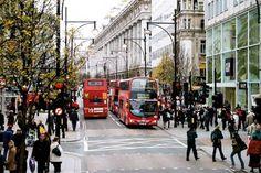 Sistema inovador para segurança dos pedestres em Londres