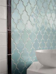 Moroccan Tile Kitchen Backsplash Tile Ideas About Tiles On Bathroom Interior Moroccan Tile Backsplash Images Moroccan Pattern, Moroccan Tiles, Moroccan Bathroom, Bathroom Tiling, Modern Bathroom, Design Bathroom, Bathroom Interior, Basement Bathroom, Bathroom Ideas