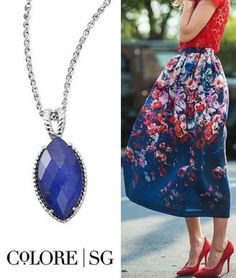 Match your favorite gemstone with your outfit of choice for a stunning, completed look! <3