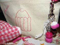 Broderie cupcake et les créations de Bobyrose sur Alittlemarket