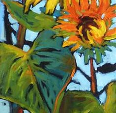 A collection of paintings by Canadian Artist Gail Johnson who's work is featured at the mountain galleries at the fairmont. Canadian Artists, Canadian Painters, Sunflower Art, Mural Wall Art, Impressionist Art, Floral Illustrations, Abstract Flowers, Botanical Art, Cool Art