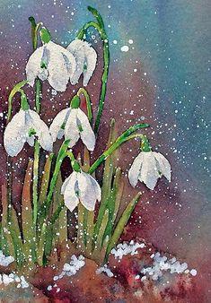 ann mortimer - Google Search #watercolorarts