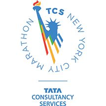 logo TCS New York City Marathon