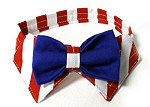 We could do the bow tie thing