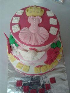 Doğum günü pastası Haniel davet ve organizasyon