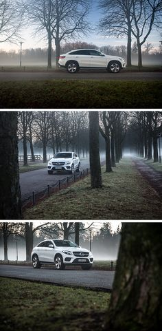 Mercedes-Benz is combining two classes of vehicle – each with its own distinct style – to make a new model, the Mercedes-Benz GLE Coupé. Photographed by Oliver Roggenbuck. Mercedes Benz Suv, New Mercedes, Best Suv, Zoom Zoom, African Dress, Car Insurance, Fast Cars, Sport Cars, Car Accessories