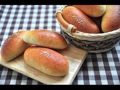 湯種小餐包 - YouTube Braided Bread, How To Make Sandwich, Breakfast Tea, Hot Dog Buns, The Creator, Sandwiches, Baking, Sweet, Blog