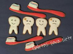 Galletas dentista