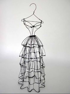 Leigh Pennebaker 3D wire fashion - Recherche Google
