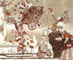 Просмотреть иллюстрацию «Заводные рыбы». из сообщества русскоязычных художников автора Фролов Петр в стилях: Графика, нарисованная техниками: Смешанная техника.