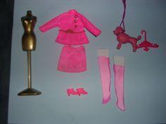 Dawn doll outfit STRAWBERRY SUNDAE  EC   COMPLETE #TopperDawnFashion