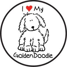 Goldendoodle Gifts For Dog Lovers My Rulez Sketch Coloring Sketch Coloring Page