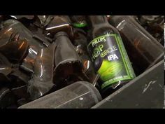 ▶ Turning Glass Bottles into Countertops - Shaw TV Victoria - YouTube