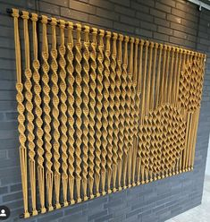 Macrame Wall Hanging Patterns, Weaving Wall Hanging, Large Macrame Wall Hanging, Macrame Art, Macrame Design, Macrame Projects, Macrame Wall Hangings, Macrame Modern, Free Macrame Patterns