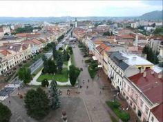 East Slovakia - Východné Slovensko - YouTube Lesy, Paris Skyline, Opera, Dolores Park, Places, Youtube, Travel, Viajes, Opera House