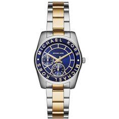 Michael Kors Ryland Two-Tone Stainless Steel Bracelet Watch